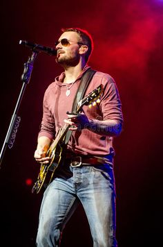 Photo about Amrican country usic singer-songwriter Kenneth Eric Church during a concert in March Image of kenneth, eric, country - 38513069 Country Music Artists, Country Singers, Gilbert & George, Easton Corbin, Jake Owen, Thomas Rhett, Florida Georgia Line, Eric Church, Chris Young