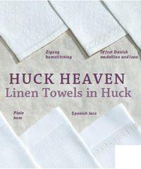 4-Shaft Huck Lace Towels