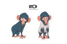 Resplendent Cartoon Drawing Tips Ideas Character Creation, Character Concept, Character Art, Character Reference, Monkey Illustration, Character Illustration, Monster Characters, Cute Characters, Character Design Inspiration
