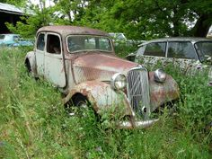 #citroen #traction #french #cars
