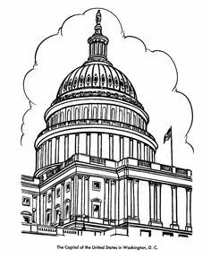 us capitol building coloring pages us history coloring sheet georgia state capitol building coloring page capitol building coloring sheet