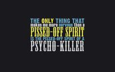 Supernatural quote - Dean