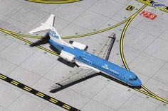 KLM | Fokker 70