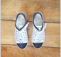 Coco channel shoes