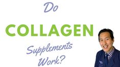 Should you take a collagen protein powder? In this video, I break down why you should or shouldn't take a collagen supplement, including studies that support. Cosmetic Treatments, Body Treatments, Black Girl Makeup, Girls Makeup, Face Care, Skin Care, Collagen Protein, Protein Supplements, Self Conscious