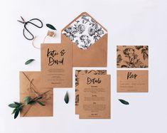Destination Wedding Invitations, Wedding Invitation Wording, Printable Wedding Invitations, Floral Wedding Invitations, Handmade Invitations, Wedding Stationary, Wedding Planner, Low Cost Wedding, Wedding Tips