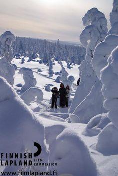 Kalliojärvi, Salla. photo: Salla Travel ltd. #filmlapland #arcticshooting #finlandlapland