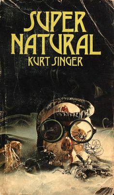 Supernatural. Edited by Kurt Singer.  Ure Smith / Eclipse Books. 1968