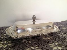 Vintage Poole Silver Co Old English Pattern by TheLittleThingsVin, $20.00