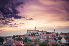 Mikulov City Landscape, Czech Republic Free Stock Photo Download   picjumbo