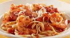 Spaghettis aux Crevettes facile avec thermomix. Je vous propose une recette de spaghettis aux Crevettes, facile et simple a réaliser avec le thermomix.