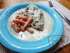 Slow Cooker Lemon Pepper Chicken - Once A Month Meals - Freezer Meals - Freezer Cooking