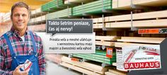 BAUHAUS Váš špecialista pre dielňu, dom a záhradu | BAUHAUS Slovensko
