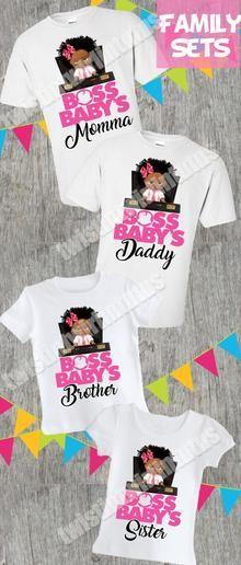 7dd78f003 Boss Baby Family Birthday Shirts Baby Girl Birthday, Boy Birthday Parties,  Birthday Tutu,