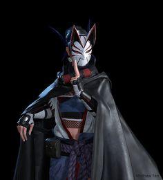 Senhora da meia noite Fantasy Character Design, Character Concept, Character Art, Concept Art, Dnd Characters, Fantasy Characters, Female Characters, Arte Ninja, Ninja Art