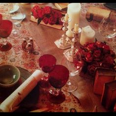 Book themed party from Table Chic by Kelly Hoppen