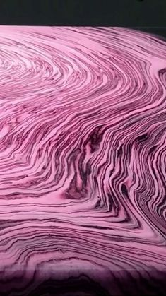 An easy acrylic pouring technique - the ring pour - with shades of pink and black~ Enjoy the pour? Support a fellow artist by subscribing to my Youtube channel and checking out my other pours~ (Life Is Kumquat on Youtube) #acrylicpaintpouring #fluidart #pourart #fluidpainting #abstractart #abstractacrylics #paintpouringtechniques #paintpour #fluidacrylics #abstractartist #lifeiskumquat #ringpour #treeringpour Acrylic Pouring Art, Acrylic Art, Flow Painting, Pour Painting, Diy Resin Art, Acrylic Painting Techniques, Diy Canvas Art, Abstract Canvas Art, Pink Ring