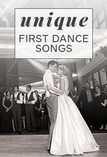 explore wedding dance songs
