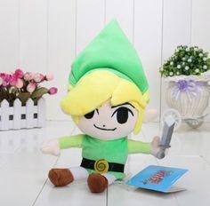 The Legend of Zelda Dolls Toys Figure 20cm Plush Doll Kids Toy #Unbranded