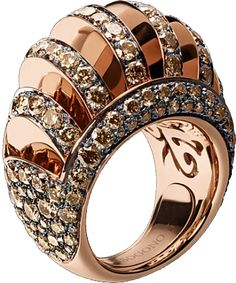 De Grisogono Jewelry Arcobaleno Collection Ring 51902/08