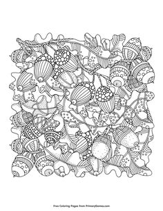 Free printable Fall coloring pages for use in your classroom or home from PrimaryGames. Adult Coloring Pages, Tree Coloring Page, Fall Coloring Pages, Free Printable Coloring Pages, Coloring For Kids, Coloring Sheets, Coloring Books, Christmas Crafts For Kids, Fall Crafts