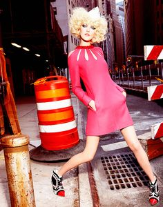 visual optimism; fashion editorials, shows, campaigns & more!: vlada roslyakova by yu tsai for harper's bazaar singapore october 2014