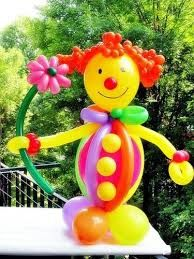 Znalezione obrazy dla zapytania balony zwierzątka