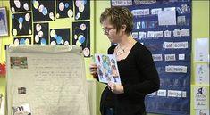 Littérature en maternelle : Ce film, réalisé par le CRDP de l'académie de Caen, montre tout le travail entrepris par Nathalie Lebas, enseignante à l'école maternelle de Bretteville-sur-Odon, pour faire entrer en littérature ses élèves de maternelle. A partir de la rencontre avec l'auteur Alice Brière-Haquet jusqu'à l'écriture d'un album en passant par les ateliers pédagogiques autour du livre, les élèves abordent l'ensemble des éléments du processus littéraire...