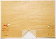 Alighiero Boetti (1940-1994) / Titolo: Sale Zucchero / Anno: 1973 / Studio Giangaleazzo Visconti  - LARTE Esposizioni
