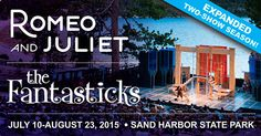 Lake Tahoe Shakespeare Festival | Extraordinary Entertainment in an Exceptional Setting
