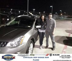 https://flic.kr/p/EQ47mx | Happy Anniversary to Mark and Cheryl on your #Nissan #Rogue from Michael Blackstock at Huffines Chrysler Jeep Dodge RAM Plano | deliverymaxx.com/DealerReviews.aspx?DealerCode=PMMM