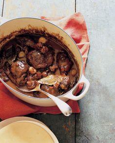 Coq au Vin - Martha Stewart Recipes