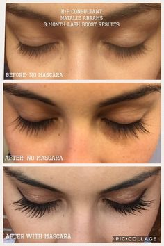 970ce92bc56 Get the appearance of lush, longer-looking lashes with R+F Lash Boost™, a  nightly eyelash serum. You'll see a difference in as little as four weeks,  ...