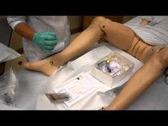 ▶ Foley Catheter Insertion - YouTube