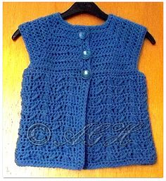 Catie's Cardi - to fit age 3-5 years