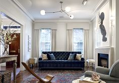 MadeByGirl: A Brooklyn Row House