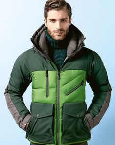 giovanni-squatriti-style-02 Best Ski Jacket, Trekking Outfit, Hiking Boots Women, Mens Activewear, Mens Fashion, Fashion Outfits, Outdoor Outfit, Skiing, Sportswear
