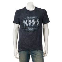Men's Kiss Band Tee, Size: