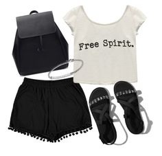 """free spirit"" by moria801 ❤ liked on Polyvore"