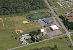 Presque Isle Middle School Campus