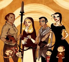 The Sand Snakes - Prince Oberyn's daughters