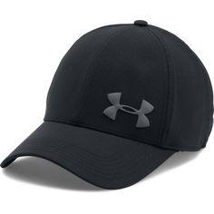 UNDER ARMOUR MEN S CAP ARMOURVENT BLACK 1291857-001 UA CLASSIC M L b2621b2fe4