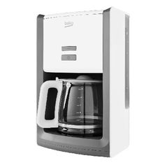 Beko CFM6151W For those who enjoy a rich coffee flavour and scent, using the aroma button extracts the best of both during the brewing process. Make up to 12 cups of coffee at your favourite strength with ease, usi http://www.MightGet.com/may-2017-1/beko-cfm6151w.asp