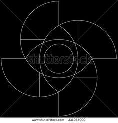 Fibonacci Spiral zdjęć stockowych, obrazów i zdjęć | Shutterstock