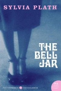 The Bell Jar by Sylvia Plath... I hear before you consider yourself a woman you have to read this. Must find out why!