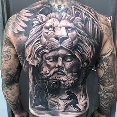 101 Amazing Greek Tattoo Designs You Need To See! | Outsons | Men's Fashion Tips And Style Guide For 2020