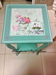 #diy #handmade #woodpointcrafthouse #gift #painting #countrypainting #decopage #stencil #handpainting