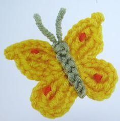 15 Beste Afbeeldingen Van Vlinders Haken