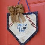 Baseball+Home+Plate+Front+Door+Decoration+(ps…+perfect+for+a+Father's+Day+gift!)