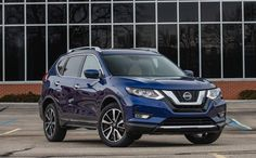 The Rogue is one of the best-selling compact crossovers on the market, with a solid mix of cool styling and best comfortable accommodations. Best Crossover, Crossover Suv, Luxury Car Brands, Luxury Suv, Compact Suv, Nissan Rogue, Rogues, Exotic Cars